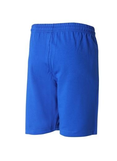 Sportive Tofaş Erkek Mavi Basketbol Şort Tkt100115-Sax-B Mavi